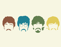 Beatles Vector Illustration