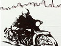 Creative Workings  Motor Bike Drawing