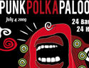 Creative Workings Punk Polka Poster Illustration