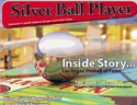 Creative Workings Magazine Design for Pinball Theme